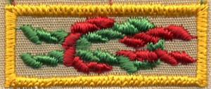 Arrow of Light square knot