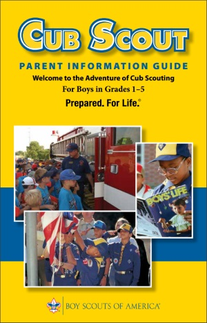 Cub Scout Parent Information Guide